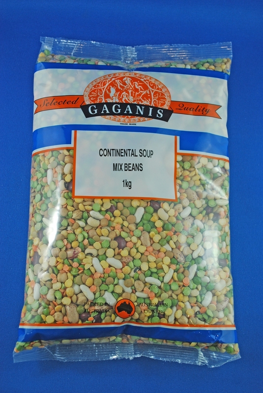 Gaganis Soup Mix Continental 1kg