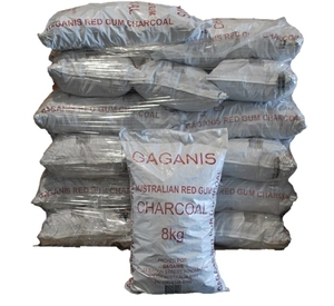 Gaganis Charcoal Red Gum 8kg