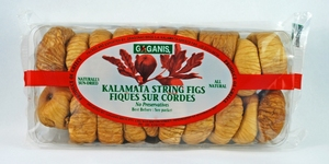 Gaganis Figs Greek Dried 284g