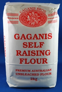 Gaganis 2kg Self Raising Flour