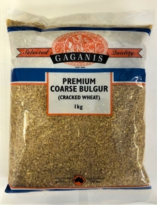 Gaganis Bulgar Coarse White 1kg