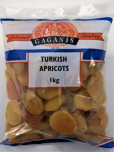Gaganis Apricots Turkish 1kg