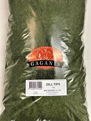 Gaganis Dill Tips 1kg